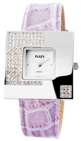 Flair női karóra műbőr szíjjal