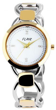 Flair Női karóra fém szíjjal