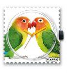 LOVE BIRDS Single S.T.A.M.P.S óralap