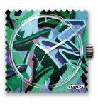 Frogman - Street Art Vízálló S.T.A.M.P.S óralap