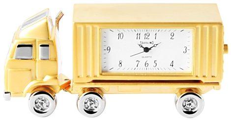 Tavolino miniatűr tehergépkocsi óra
