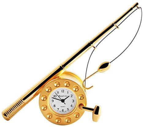 Royaltime miniatűr horgászbot óra