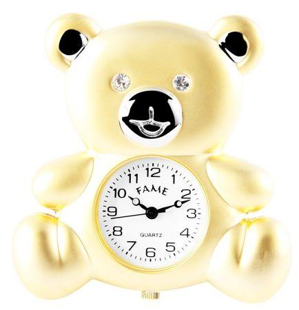 Fame miniatűr mackó óra