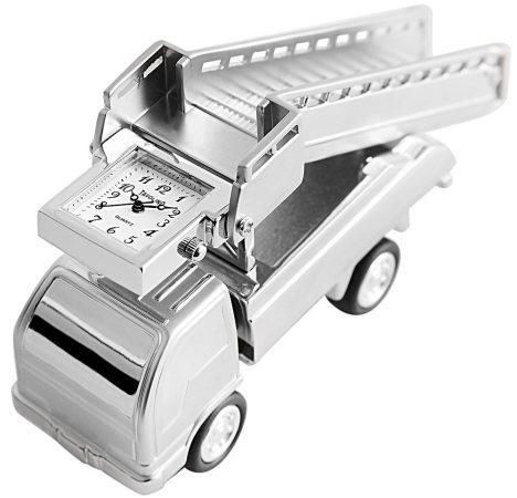 Tavolino miniatűr tűzoltóautó óra