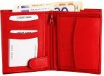 Piros álló pénztárcák